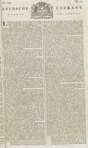 Leydse Courant 1825-02-11