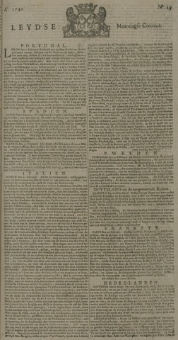 Leydse Courant 1740-03-07