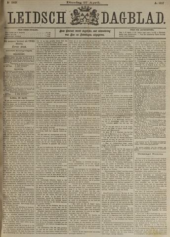Leidsch Dagblad 1897-04-27