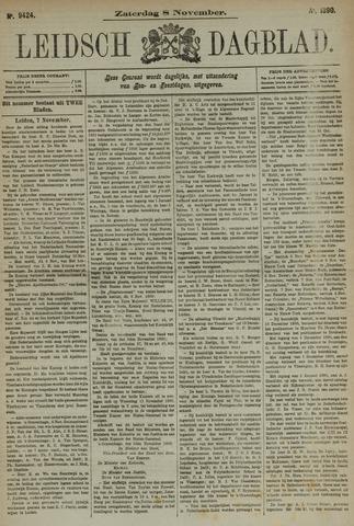 Leidsch Dagblad 1890-11-08
