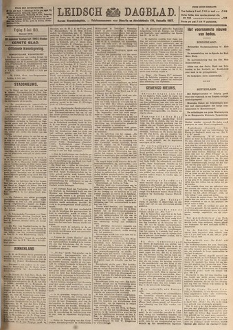 Leidsch Dagblad 1921-07-08