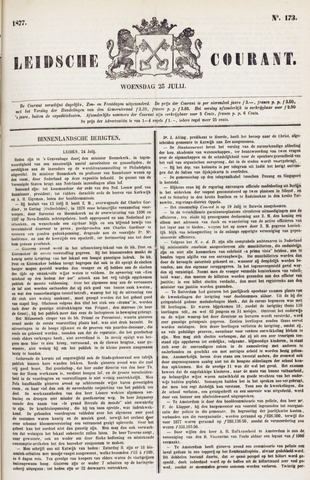 Leydse Courant 1877-07-25