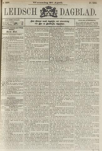 Leidsch Dagblad 1892-04-20
