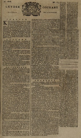 Leydse Courant 1808-09-19