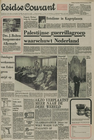Leidse Courant 1975-09-12