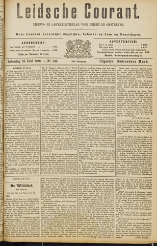 Leydse Courant 1890-06-28
