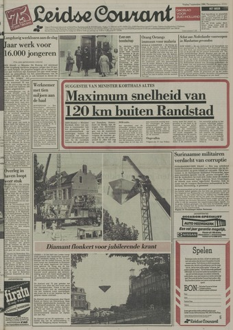 Leidse Courant 1984-09-07