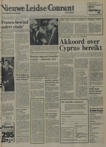 Nieuwe Leidsche Courant 1974-07-31