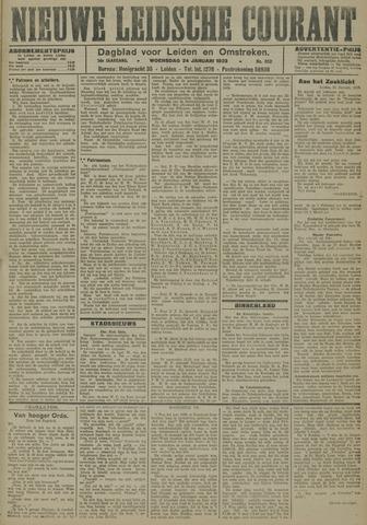 Nieuwe Leidsche Courant 1923-01-24