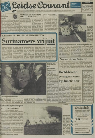 Leidse Courant 1984-03-27