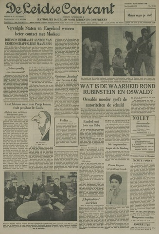 Leidse Courant 1963-12-03