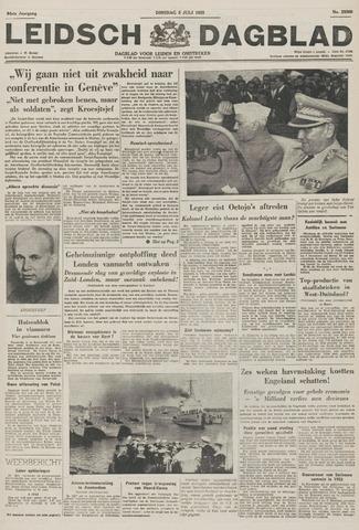 Leidsch Dagblad 1955-07-05