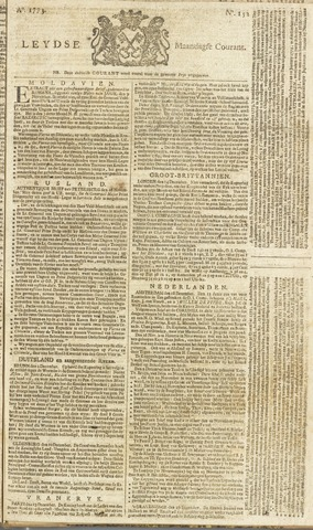Leydse Courant 1773-12-20