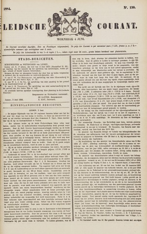 Leydse Courant 1884-06-04