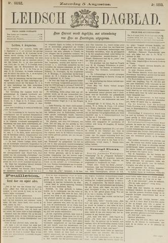 Leidsch Dagblad 1893-08-05