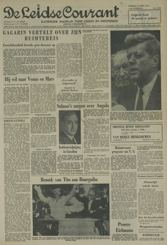 Leidse Courant 1961-04-14