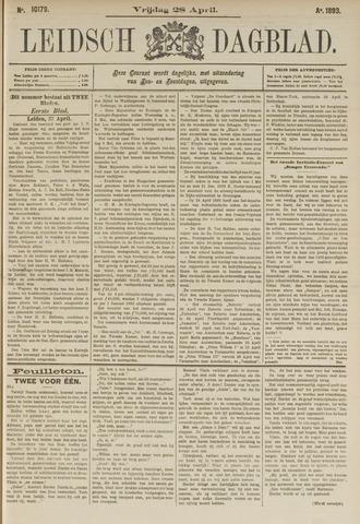 Leidsch Dagblad 1893-04-28