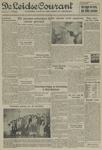 Leidse Courant 1954-03-12