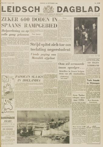 Leidsch Dagblad 1962-09-28