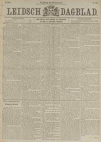 Leidsch Dagblad 1896-02-21