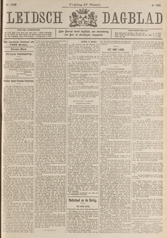 Leidsch Dagblad 1916-03-17