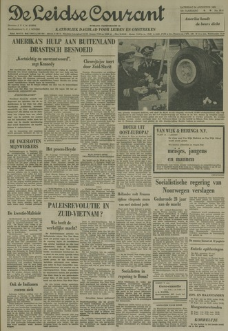 Leidse Courant 1963-08-24