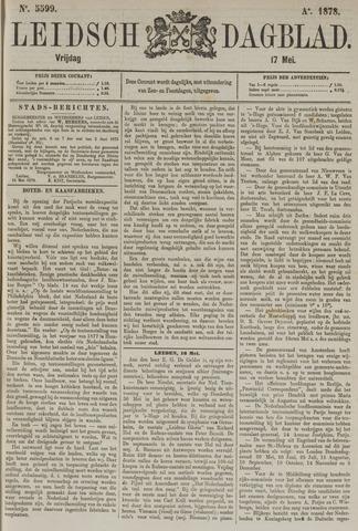 Leidsch Dagblad 1878-05-17