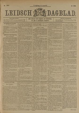 Leidsch Dagblad 1902-04-04