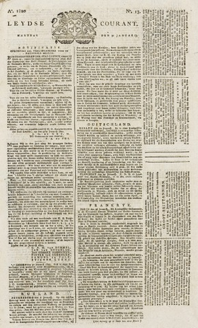 Leydse Courant 1820-01-31