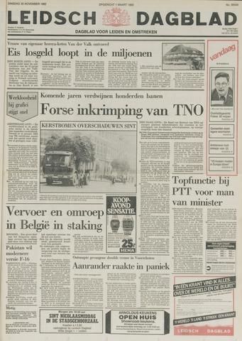 Leidsch Dagblad 1982-11-30