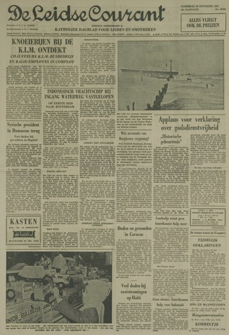 Leidse Courant 1963-11-20