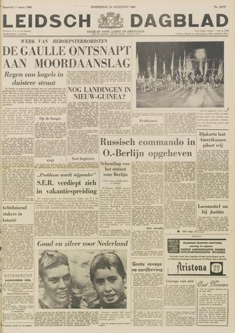 Leidsch Dagblad 1962-08-23