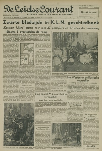 Leidse Courant 1952-03-24