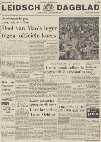 Leidsch Dagblad 1967-08-02