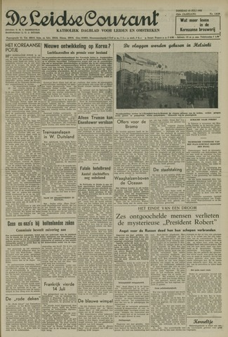 Leidse Courant 1952-07-15