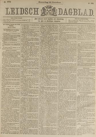 Leidsch Dagblad 1901-10-12