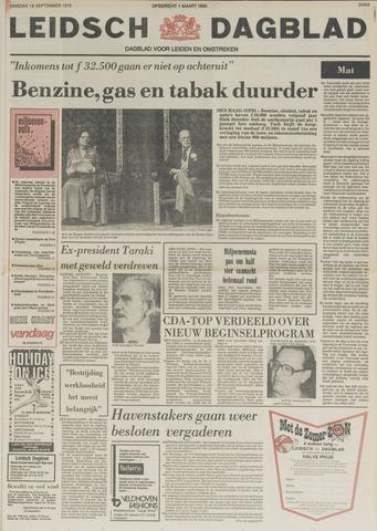 Leidsch Dagblad 1979-09-18
