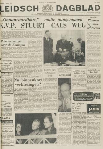 Leidsch Dagblad 1966-10-14