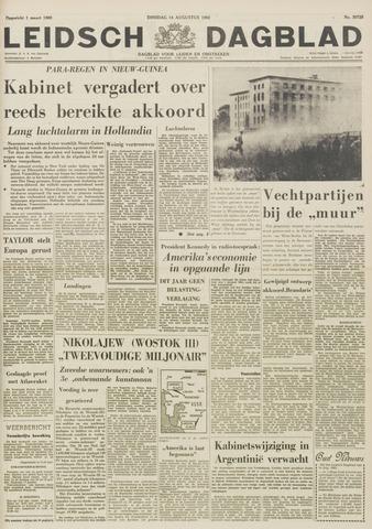 Leidsch Dagblad 1962-08-14