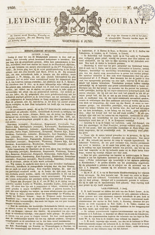 Leydse Courant 1860-06-06