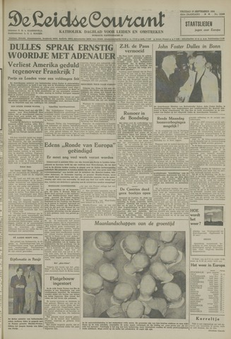 Leidse Courant 1954-09-17