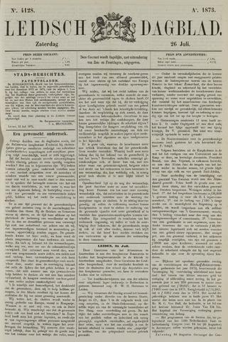 Leidsch Dagblad 1873-07-26