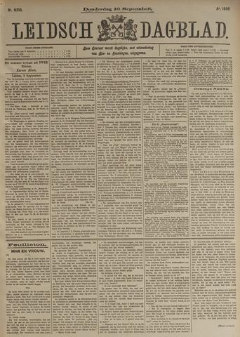 Leidsch Dagblad 1896-09-10