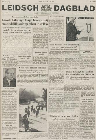Leidsch Dagblad 1956-03-13