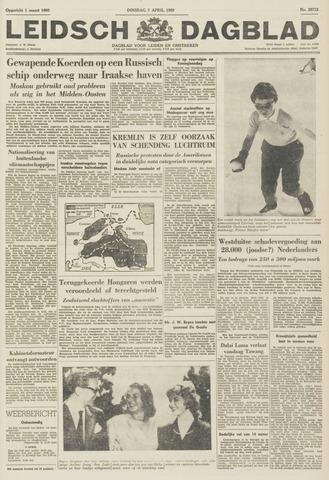 Leidsch Dagblad 1959-04-07