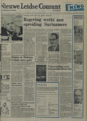 Nieuwe Leidsche Courant 1974-08-24
