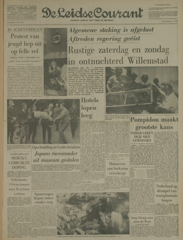 Leidse Courant 1969-06-02