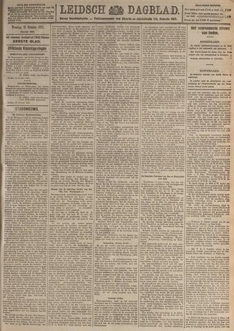Leidsch Dagblad 1921-10-18