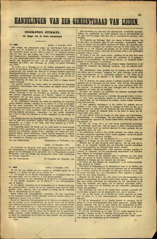 Handelingen van de Raad 1872-12-07