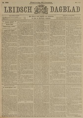 Leidsch Dagblad 1902-10-30